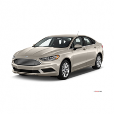 Ford Fusion 2016-2018
