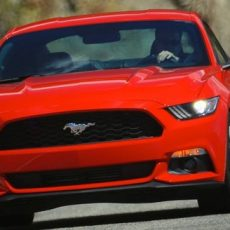 Ford Mustang 2015-2017