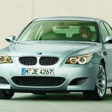 BMW E60 2003-07